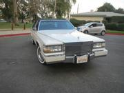 CADILLAC BROUGHAM 1991 - Cadillac Brougham