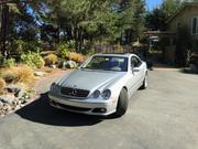 2004 Mercedes-benz 5.0 liter