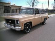 1973 Chevrolet Chevrolet C-10 C-10